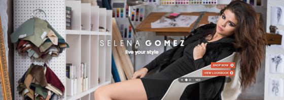 Selena Gomez for AdidasNEO